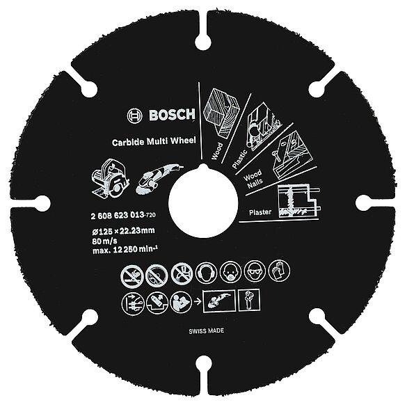 Griešanas disks Carbide Multi Wheel