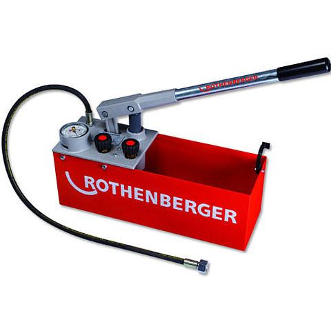 Опрессовочный насос Rothenberger RP50-S