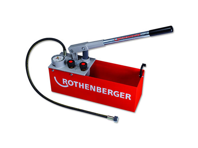 Testpumpis Rothenberger RP50-S