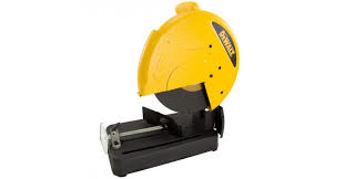 Metāla griezējs DeWALT D28710-QS