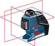 Trīsstaru līniju lāzers GLL 3-80