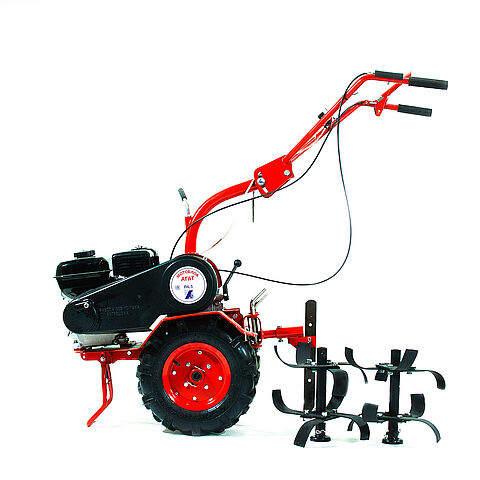 Augsnes frēze-motobloks AGAT