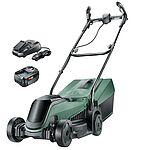 CityMower 18 akumulatora mauriņa pļaujmašīna