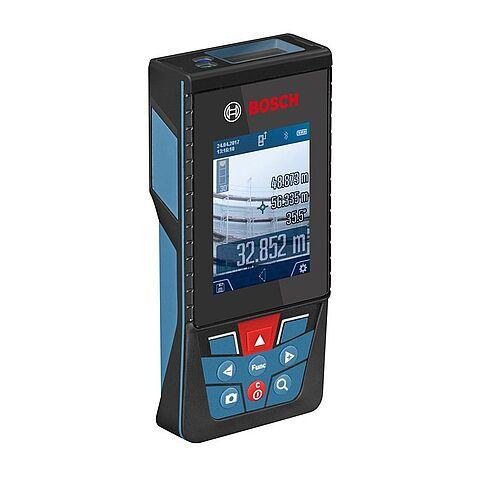 BOSCH GLM 120 C Lāzera tālmērs