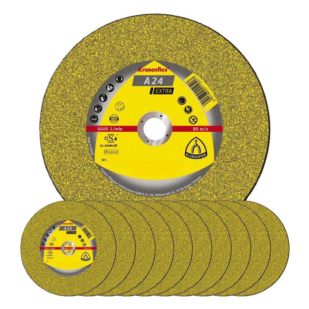 Griešanas disks 125mm metāls